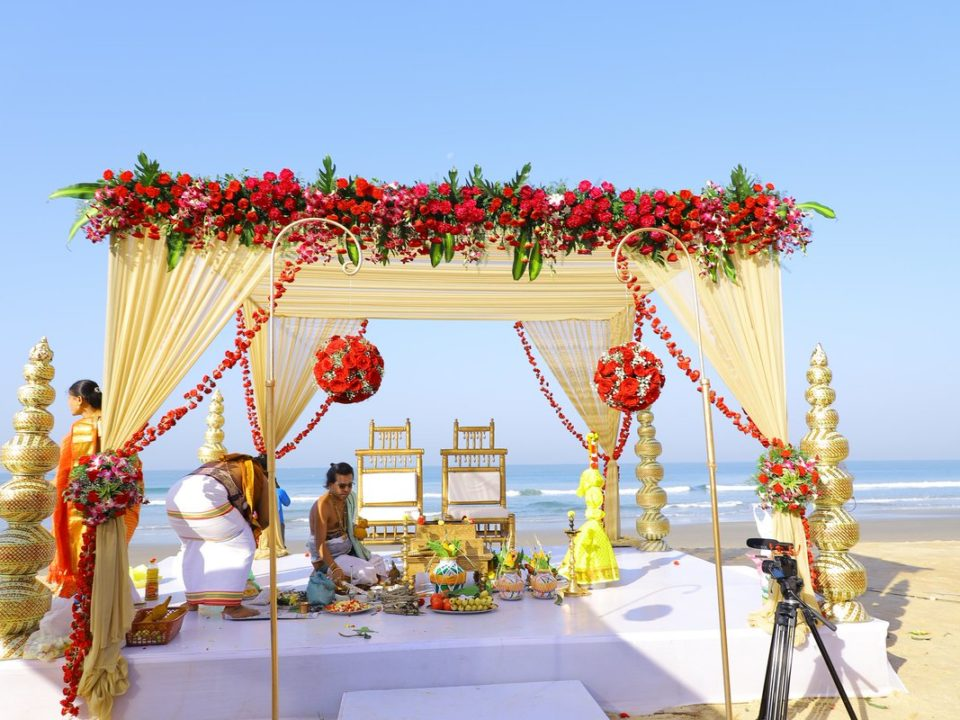 Top wedding destination places in Goa
