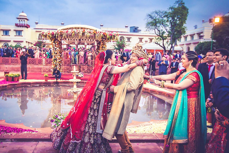 Top wedding destination places in Jaipur