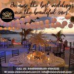 Top Beach Wedding Destinations In India