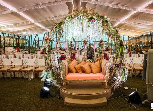 Indian Wedding Mehendi Decor Themes