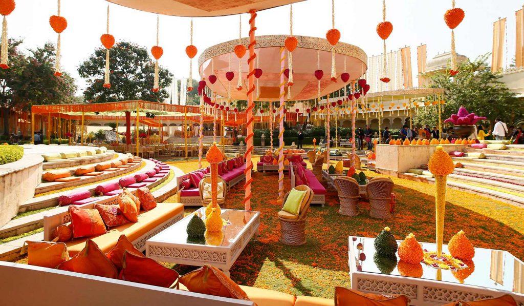 Destination Wedding Places in India