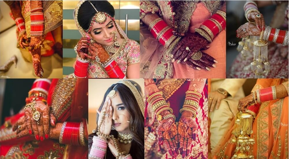 Top Wedding Chooda Trends 2020
