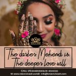 Important Things To Keep In Mind Before Booking Mehendi Artist