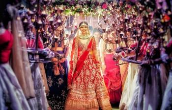 Bride Groom Entry